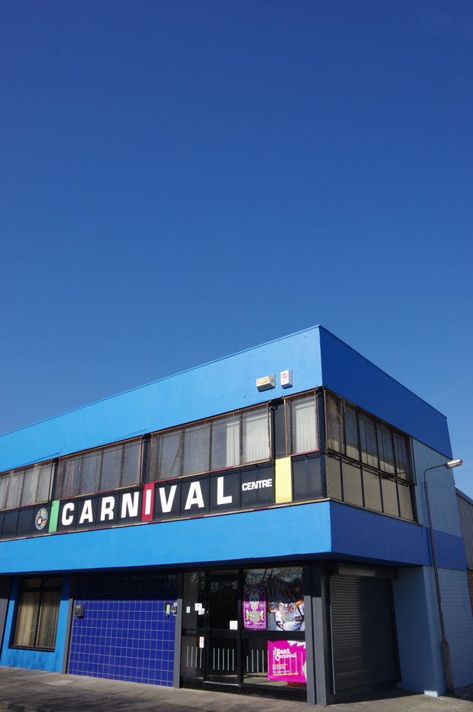 Beat Carnival Centre April 2015