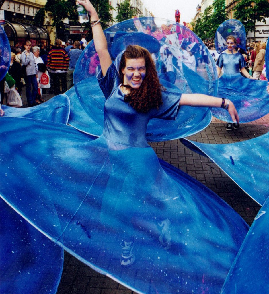 The 2nd Belfast Carnival Parade, 1996